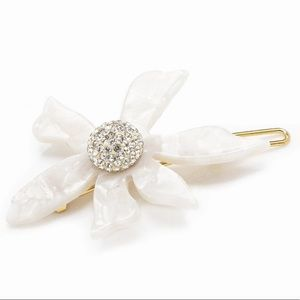 NWT Anthropologie Lele Sadoughi Lily Hair Pin